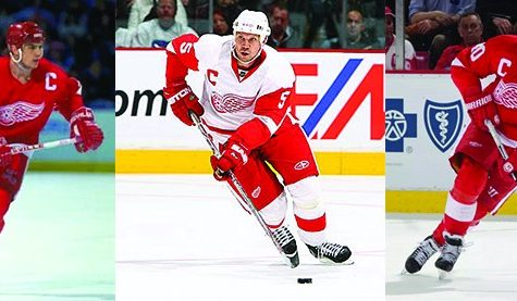 COLUMN: Red Wings Captaincy Runs Importance Through My Family