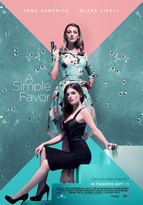 It's Just A Simple Favor