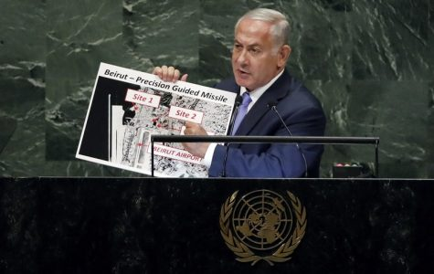 Israeli prime minister claims Iran has secret atomic warehouse