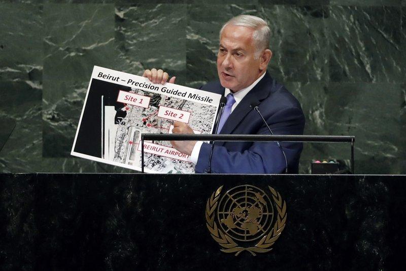 Israeli+prime+minister+claims+Iran+has+secret+atomic+warehouse