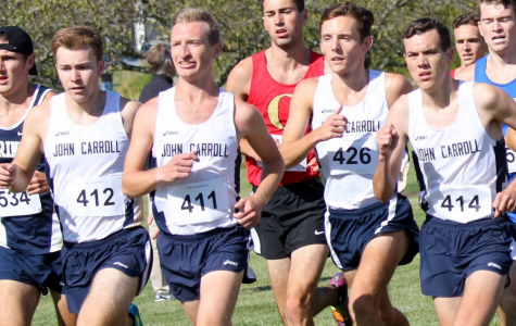 JCU runners racing to compete in this weekend's challenges