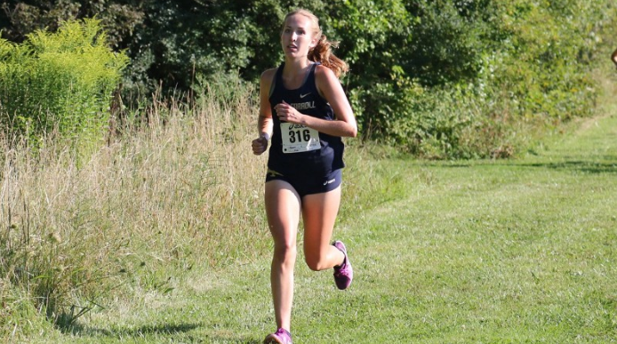 John Carroll Women's Cross Country Team finds Success at Catholic Invitational