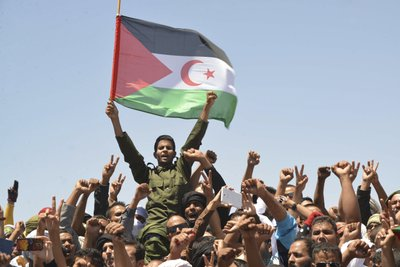 At the worlds edge: Western Sahara