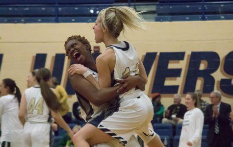 Photos: John Carroll women's basketball vs. Wilmington on Feb. 199, 2019