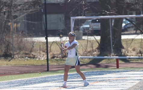 Women's lax team records first shutout in program history