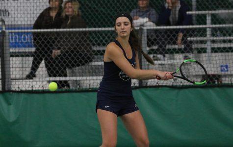 JCU women's tennis team takes down regionally ranked Oberlin