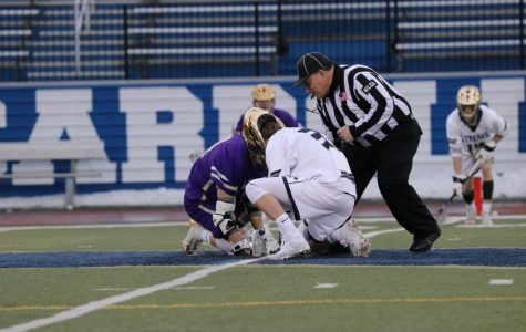 Blue and Gold lose to Otterbein in Westerville