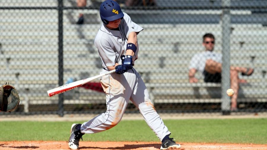 John+Carroll+University%E2%80%99s+baseball+team+has+dominated+the+OAC%2C+punching+a+8-0+record+versus+conference+foes.