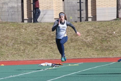 Mid-Major a major success for JCU men's track and field