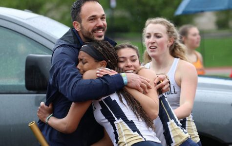 JCU Women's Track takes home first OAC championship in school history