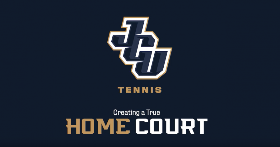 Advantage: John Carroll Tennis Launched Court Campaign