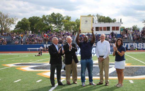 NFL Hall of Famer visits alma mater JCU