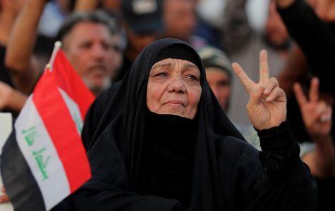 Anti-Government protests continue in Iraq