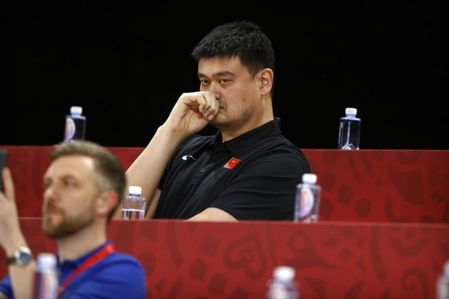 Blizzard, the NBA and Apple have been influenced by the Chinese government. (Photo from the AP)