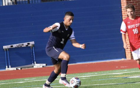 From Lebanon to the United States, Aboumitri is finding his stride for JCU