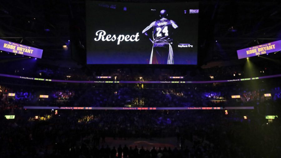 COLUMN: Remembering Kobe Bryant