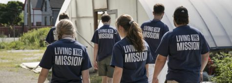 Photo from the JCU Center for Service and Social Action website