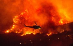 Navigation to Story: Wildfires Wreck West Coast