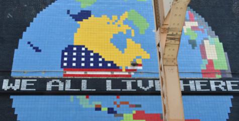 A mural in Chicago, Illinois. Photo  courtesy of Natalia PozueloArbide