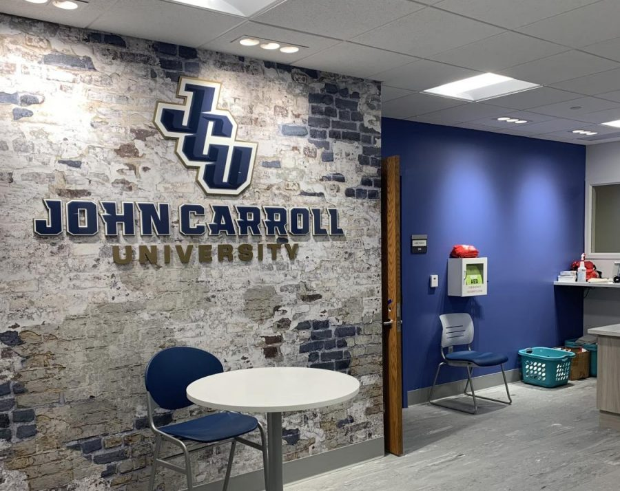 John Carroll is slowly reopening campus while also following Ohio safety recommendations.