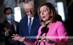Navigation to Story: Democrats and Republicans Face Off Over COVID-19 Stimulus Package