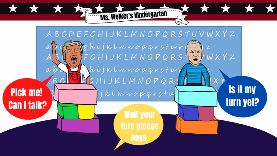 President Donald Trump and former Vice President Joe Biden recently had a debate where the moderator was able to mute either candidate on command.