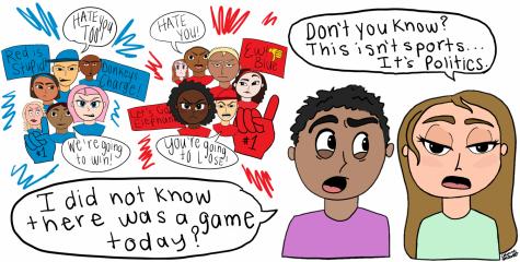 Political Cartoon by Corinne McDevitt