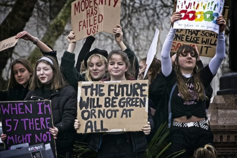 Photos taken at the Global Climate Strike on Friday 15th March 2019.
