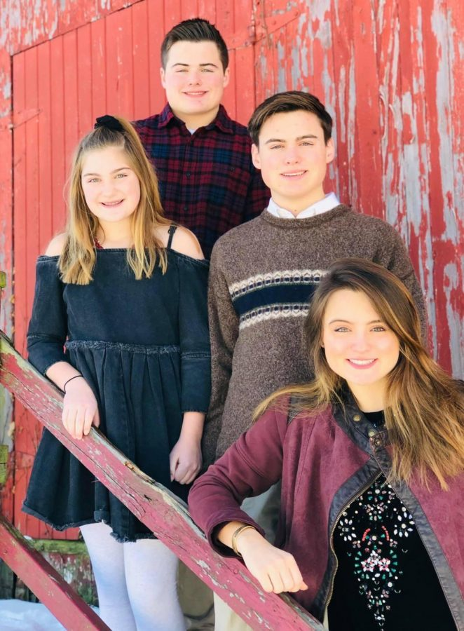 Last Thanksgiving I was overseas celebrating with study abroad friends. This Thanksgiving, all four Schuellerkids will be under the same roof. Wish our parents luck.