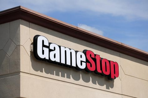 A GameStop store in St. Louis. (AP Photo/Jeff Robertson, File)