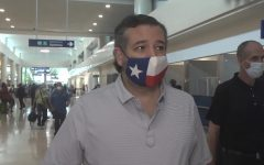 Navigation to Story: Sen. Ted Cruz faces backlash for Cancún trip amidst Texas snowstorm
