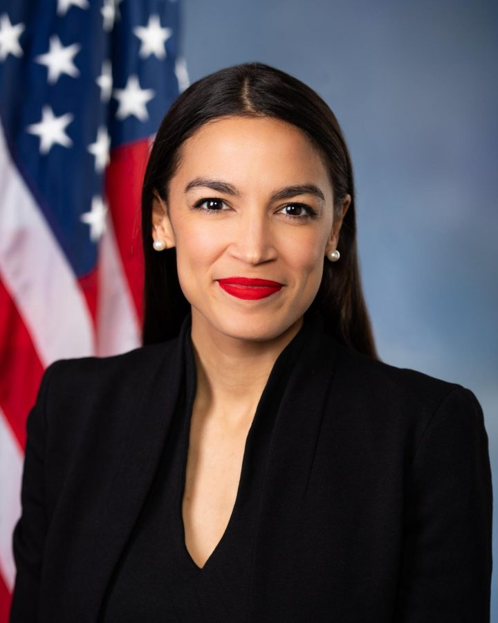 Representative Alexandria Ocasio-Cortez, also known as AOC, is one of the many women currently dominating politics.
