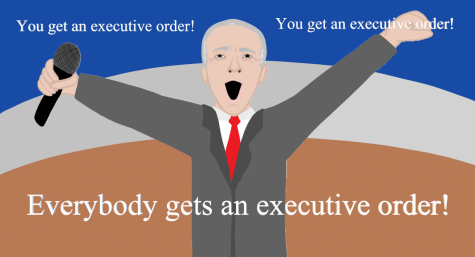 President Joe Biden has enacted more executive orders in the beginning of his term than any other president in U.S. history.