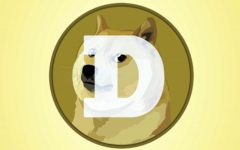 Navigation to Story: Dogecoin value reaches record high