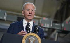 Navigation to Story: President Joe Biden: 100 days in