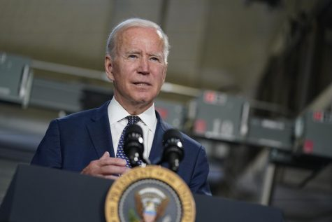 President Joe Biden: 100 days in