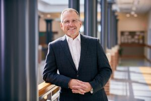 Executive Vice President Alan Miciak is set to begin his new role as president on June 1.