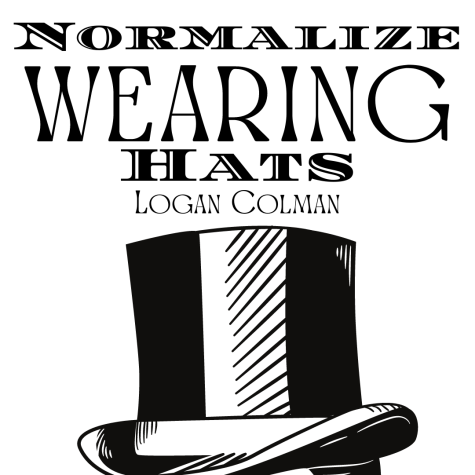 Normalize Wearing Hats