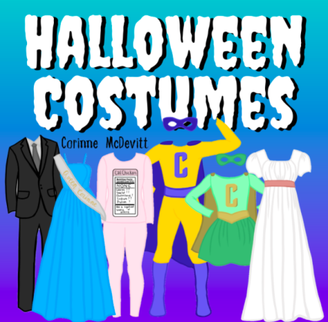 Your excuse to be a kid again and play dress-up is approaching. Corinne McDevitt gives you the ultimate guide to unique and easy Halloween costumes.