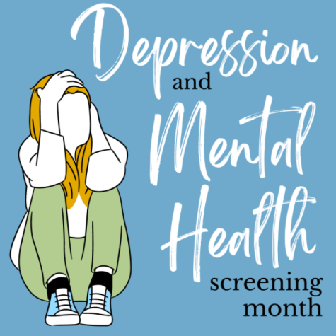 To recognize National Depression Awareness Month, Claire Schuppel gives the facts about mental health and resources to help.