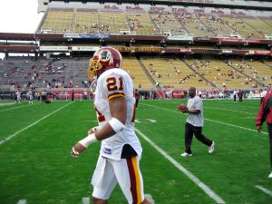 Sean Taylors legacy was honored by the Washington Football Team on Sunday, Oct. 17 by retiring his number.