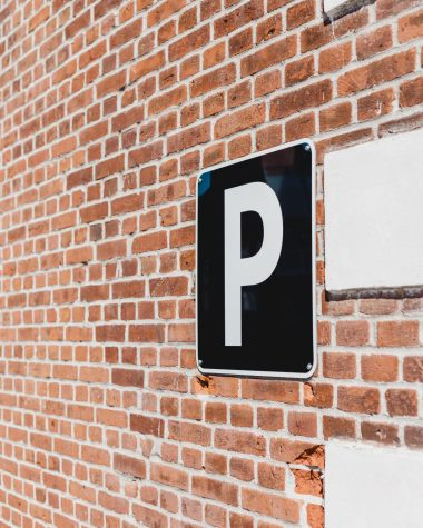 Students around campus wonder why there are no empty spaces to park their vehicles.